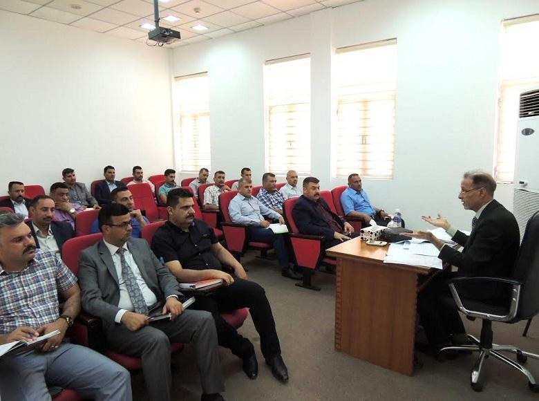 The Judicial Institute Opens Legal Course for Officers of Ministry of Interior 