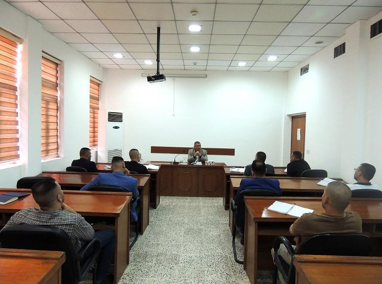 ‎ Judicial Institute Opens Training Course for Police Officers to ‎Grant Power of Investigator