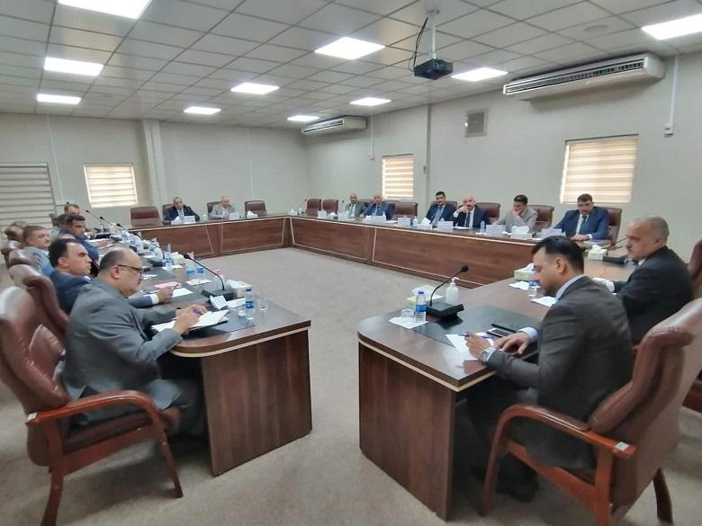 Supreme Judicial Council organizes a workshop for judges of first instance courts