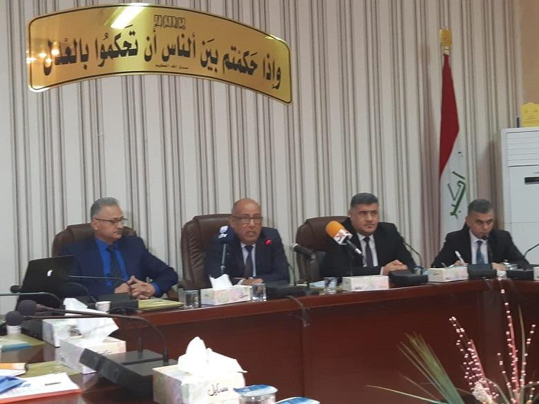 Basra Appeal organizes a workshop on spreading legal culture with the participation of a group of media professionals and intellectuals of the province