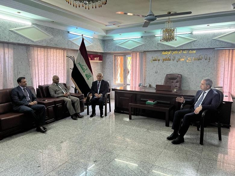 President of the Supreme Judicial Council inspects the Judicial Subcommittee in Bayaa