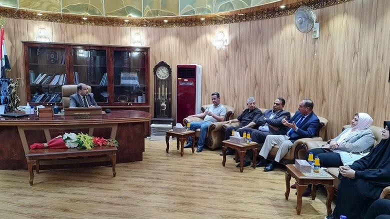 Qadisiyah  Federal Appeal Court  organizes a workshop to spread the legal culture