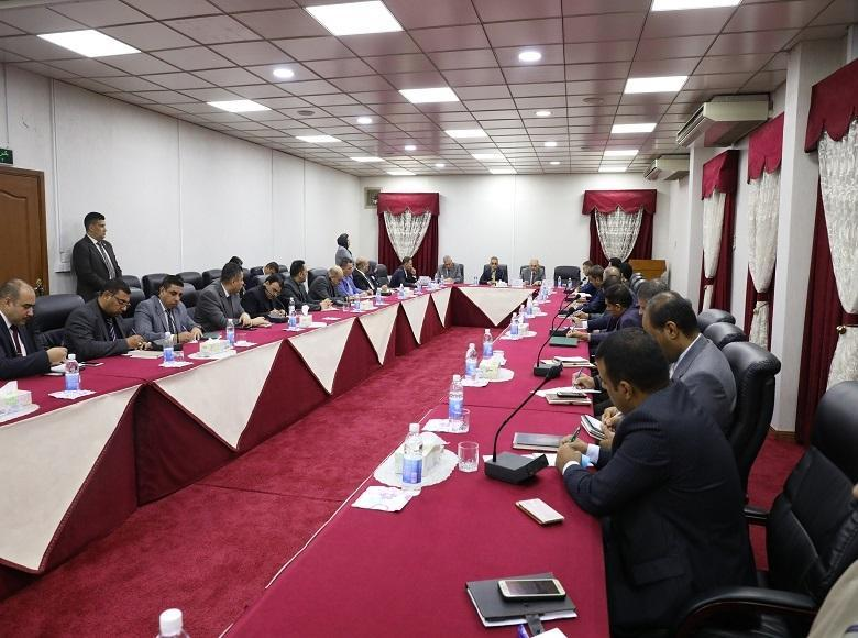 The judiciary organizes a joint workshop on combating financial and administrative corruption