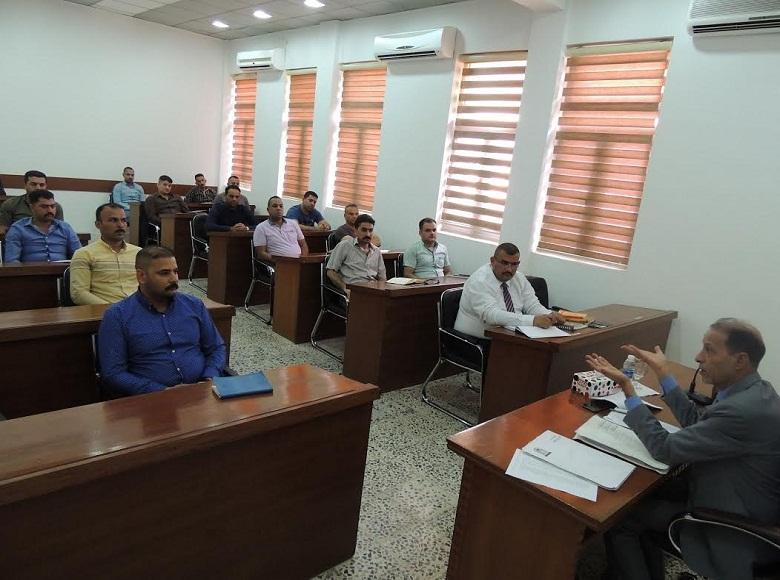 Judicial Institute Opens Criminal Investigation Course for Officers of Ministry of Interior