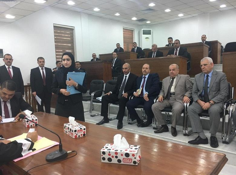 Judicial Institute Holds Mock Trial for the 41st Course Students
