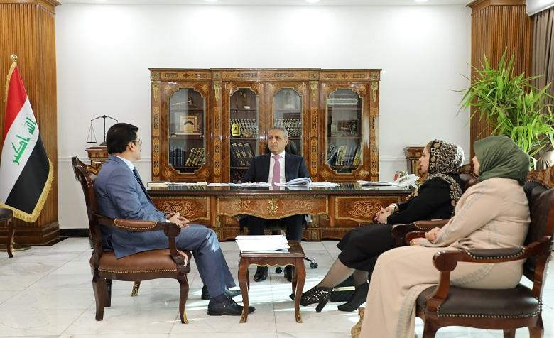President of the Supreme Judicial Council discusses the accession to New York Convention with judges of commercial courts
