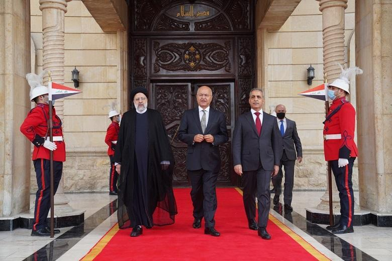 President of Supreme Judicial Council and Chief Justice of Iran hosted by President of the Republic