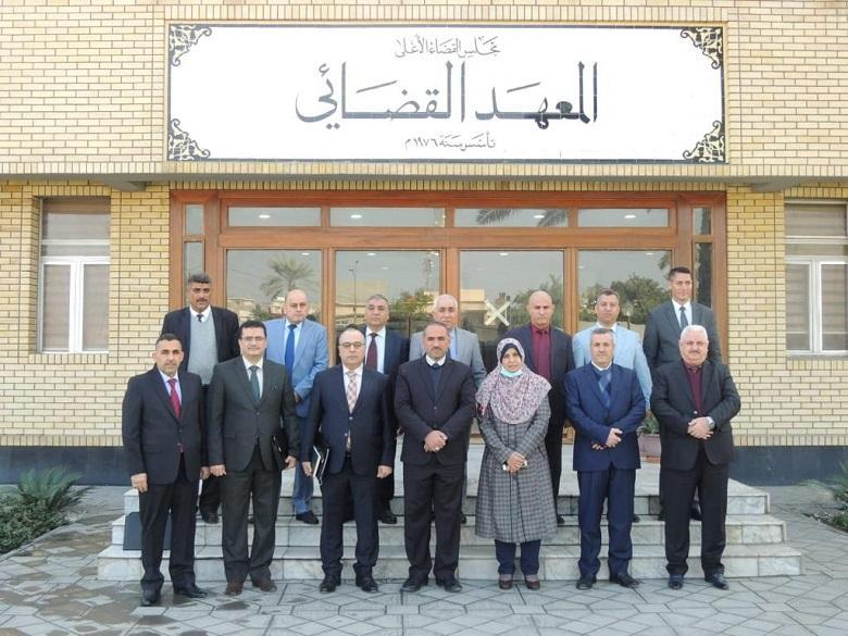 Judicial Institute organizes Fifth specialized lecture on constitutional Jurisdiction