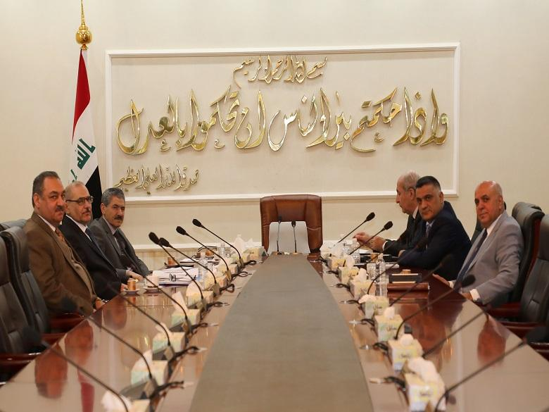 The Judicial Committee Between the Center and the Region Holds its First Meeting