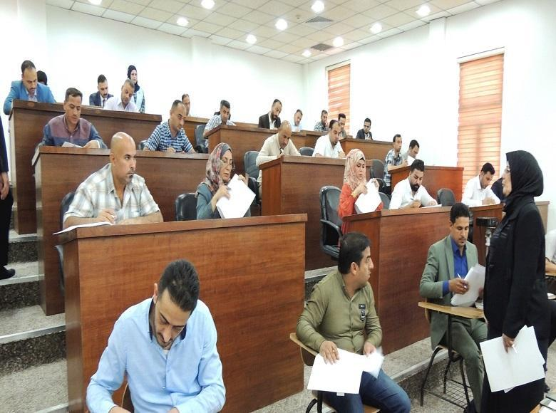 The Judicial Institute hosts the examinations for the course of preparation of judicial investigators