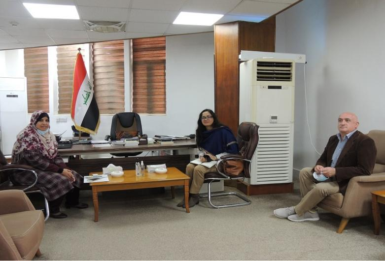 Judicial Institute receives International Committee of the Red Cross