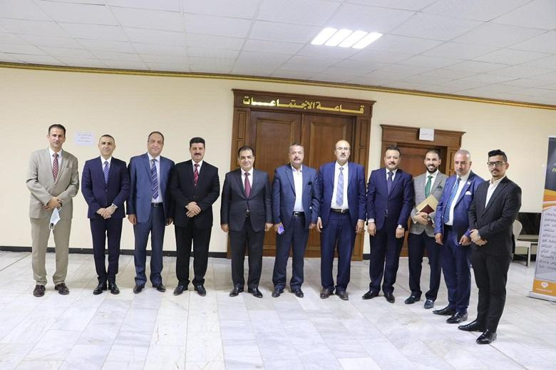 Baghdad /Karkh  Federal Appeal Court  organizes workshop to spread the legal culture