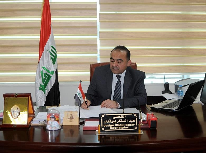 Berqdar: Investigation with Group Carried out Terrorist Crimes and Prepared for Mechanism to Burn Fields in Kirkuk