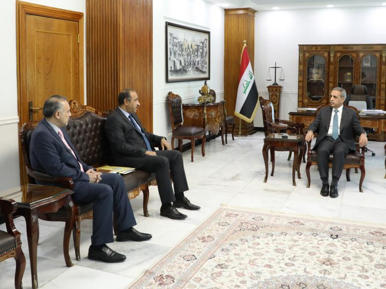 President of Supreme Judicial Council receives Minister of Culture