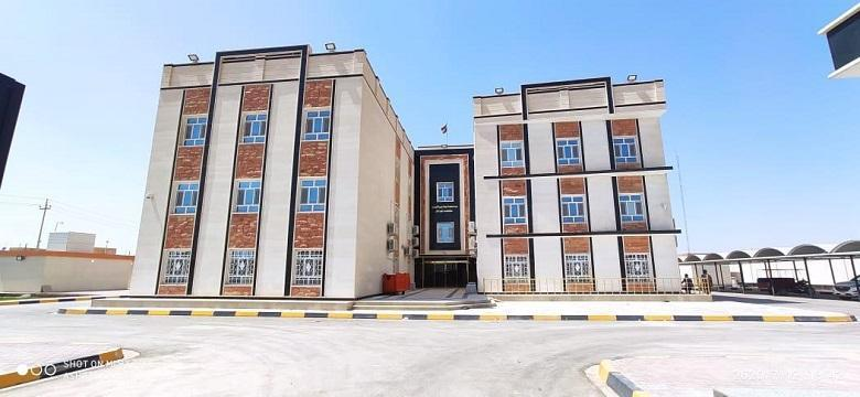 Opening of Courthouse in Al-Faw
