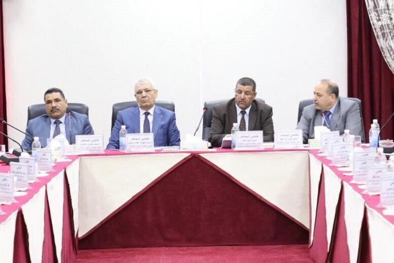 Judicial Development Organizes Workshop for Chiefs of Criminal Courts of the Country