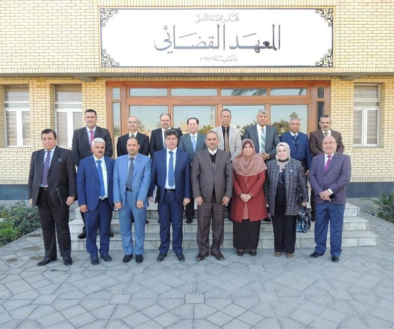 Judicial Institute organizes sixth specialized lecture on constitutional Jurisdiction